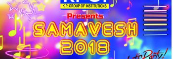 SAMAVESH 2018 CULTURAL EVENT NIGHT